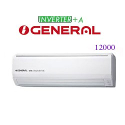 کولر گازی اجنرال 12000 اینورتر مدل ASGS12LECA