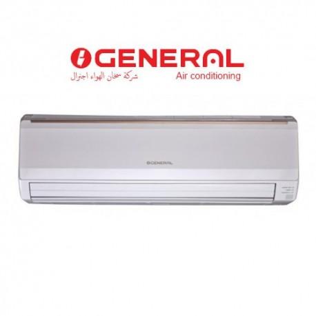 کولر گازی اجنرال-12000 سرما|معمولی بی تی یو