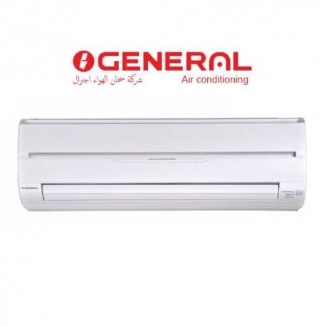 کولر گازی اجنرال-12000 سرما گرما|معمولی