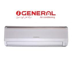 کولر گازی اجنرال-30000 سرما گرما|معمولی
