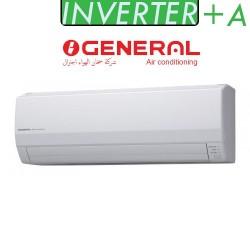 کولر گازی اجنرال-اینورتر 24000 سرما گرما|کلاس انرژی A