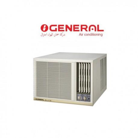 کولر گازی پنجره ای اجنرال-24000سرما