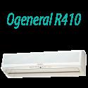 کولر گازی اجنرال معمولی با گاز R410a